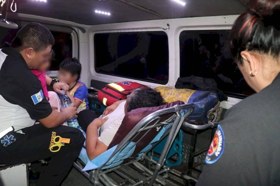 Niño resulta herido tras ataque armado en zona 13