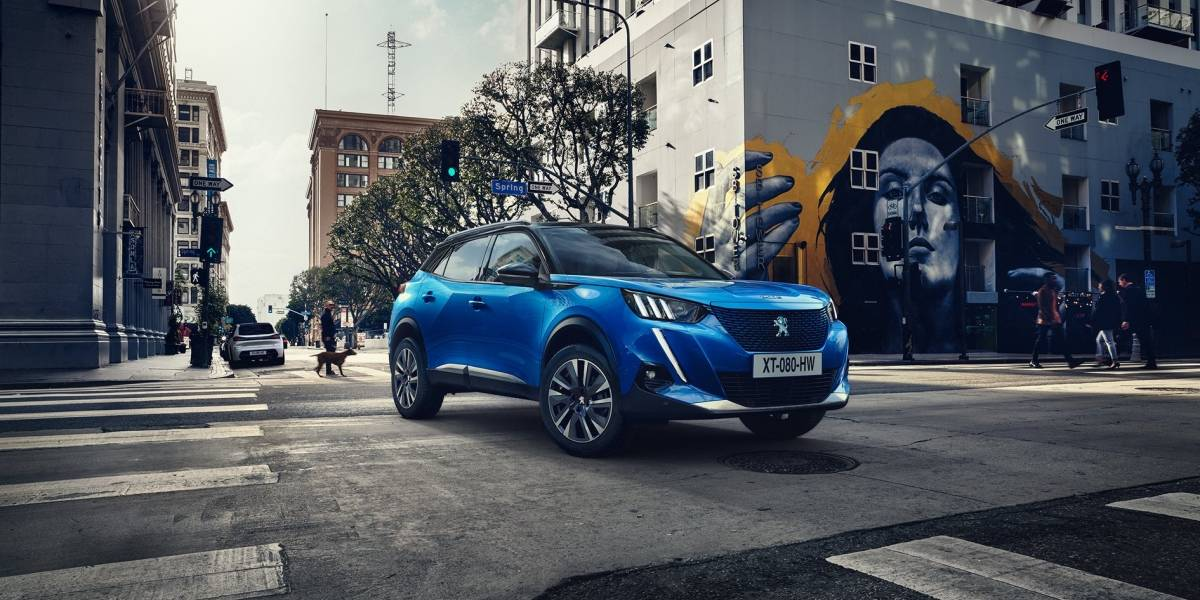 Peugeot 2008 se renueva, llega en 2020