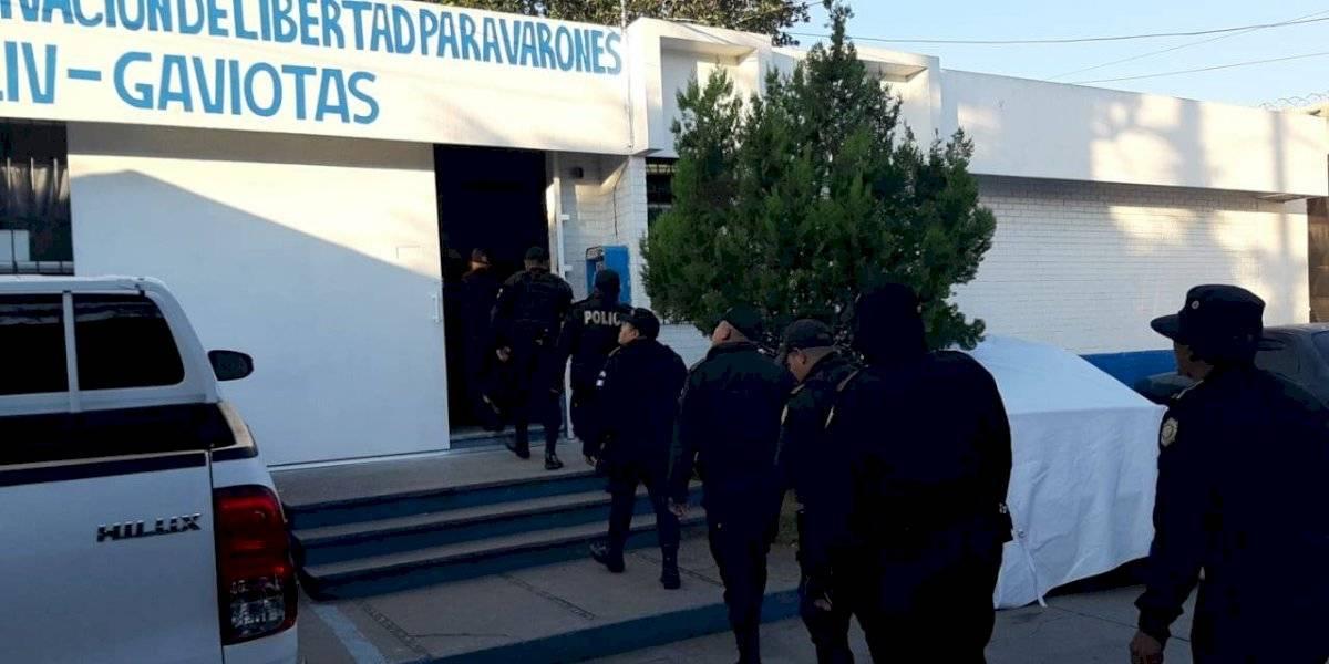 Inspeccionan el centro correccional Las Gaviotas en busca de ilícitos
