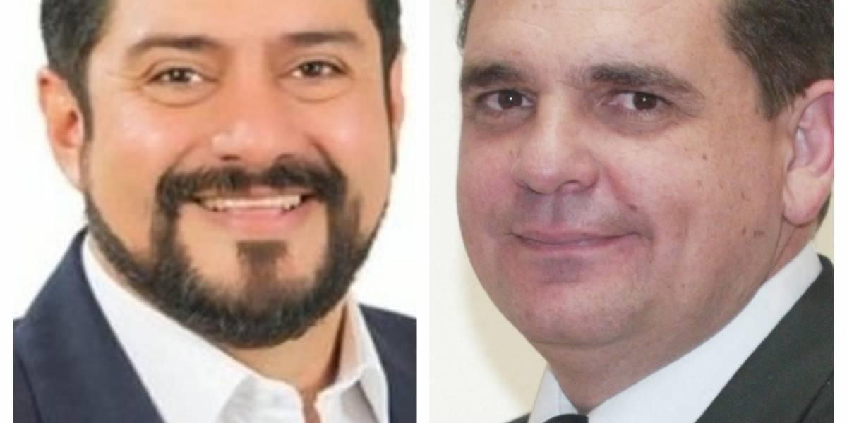 Dan trámite a los antejuicios contra los diputados Ronald Arango y Boris España