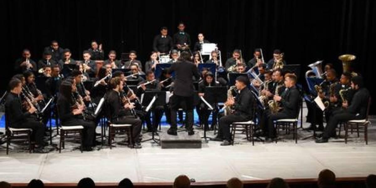 Sistema Nacional de Escuelas Libres creó repertorio de partituras de merengue