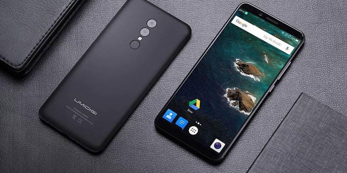 Linio pide grabar unboxing de smartphones UMIDIGI como medida de seguridad