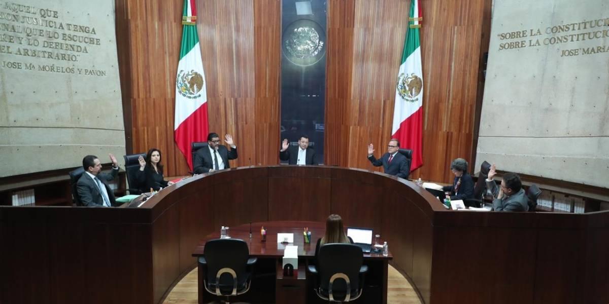 TEPJF desecha impugnación del PAN contra elección de Rosario Piedra en CNDH