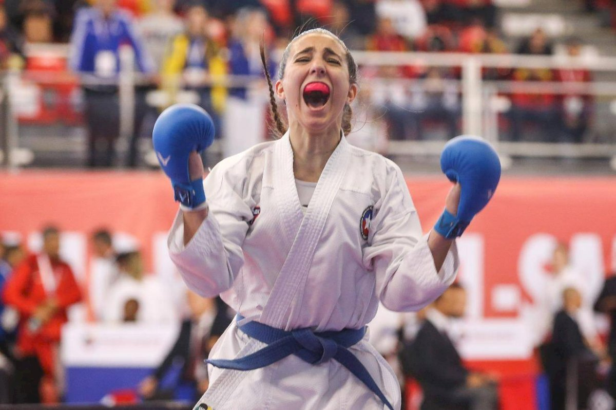 Valentina Toro aspira a Tokio 2020 IND