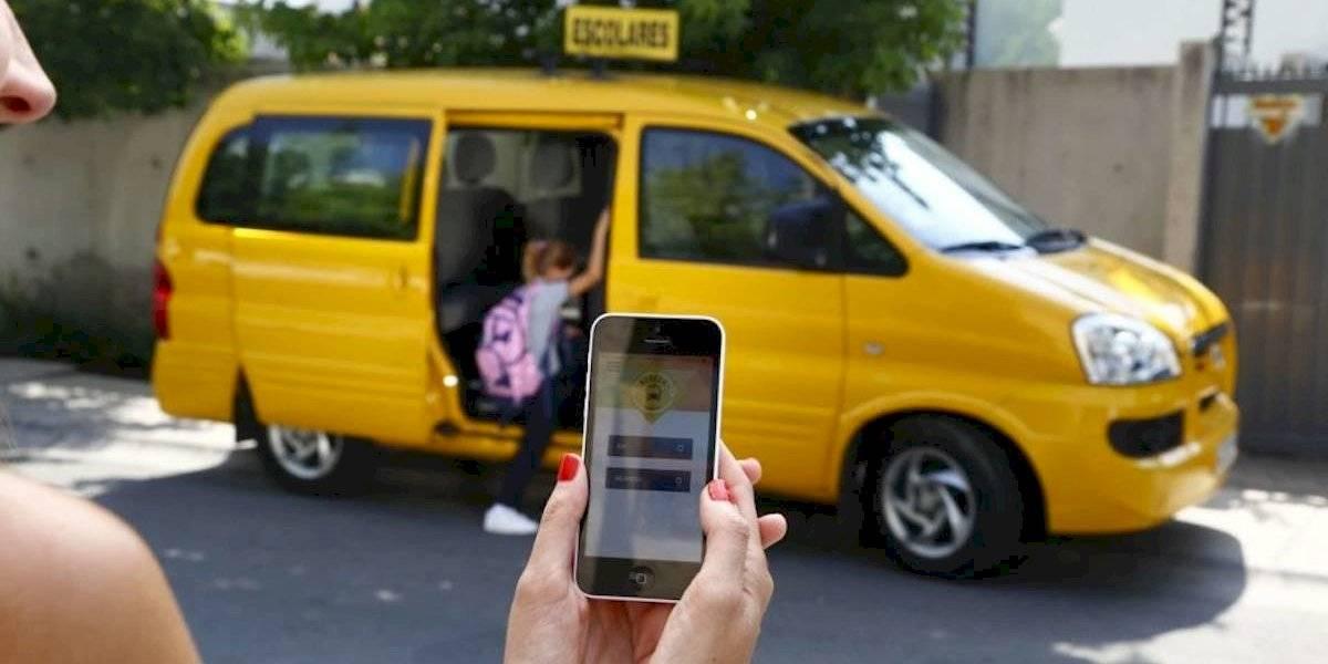 ZuverBus, la nueva app que digitaliza el servicio de los furgones escolares