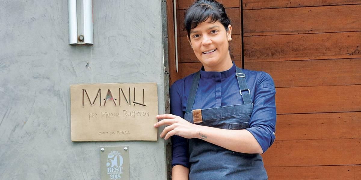 De Curitiba para NY: Chef Manu Buffara se prepara para abrir restaurante nos Estados Unidos