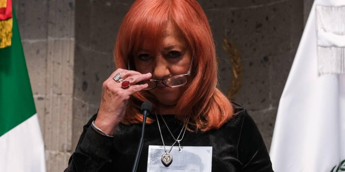 Rosario Piedra anuncia reunión con colectivos feministas