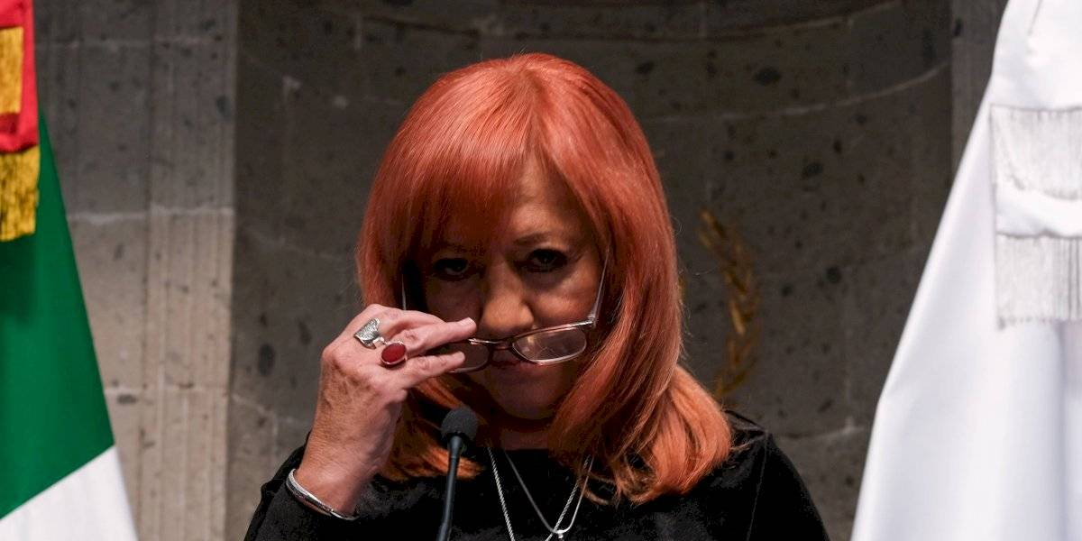 #PolíticaConfidencial Rosario Piedra guarda silencio ante caravana migrante
