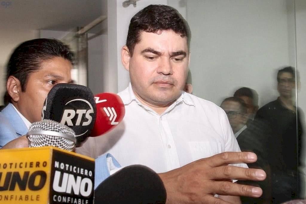Expresidente del Consejo de Participación Ciudadana y Control Social (CPCCS) José Tuárez