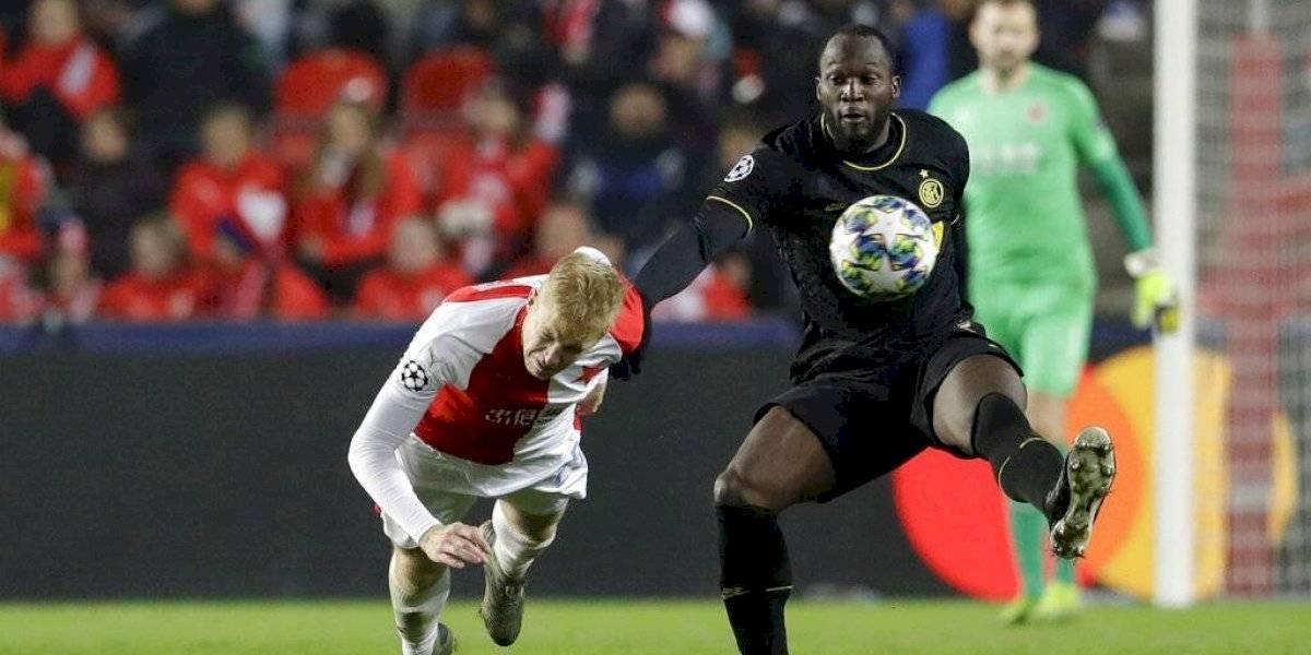 Romelu Lukaku exige intervención de UEFA por incidente racista en Champions