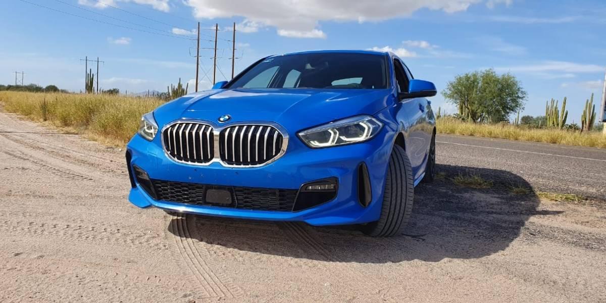 BMW Serie 1 llega a México y ya lo manejamos