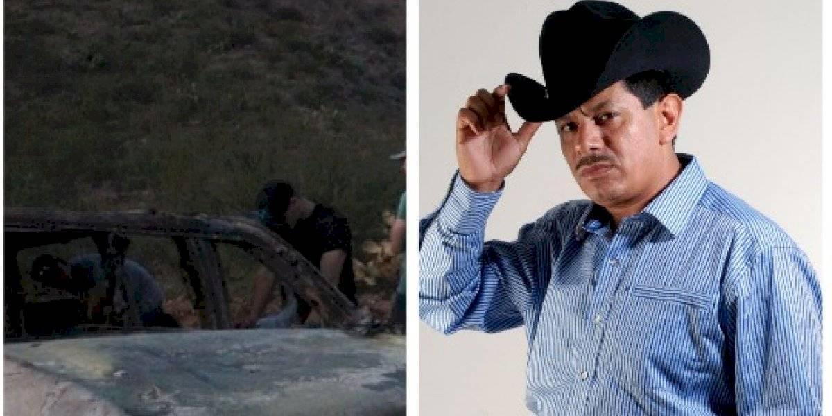 Gonzalo Peña lanza el Corrido de la familia LeBarón