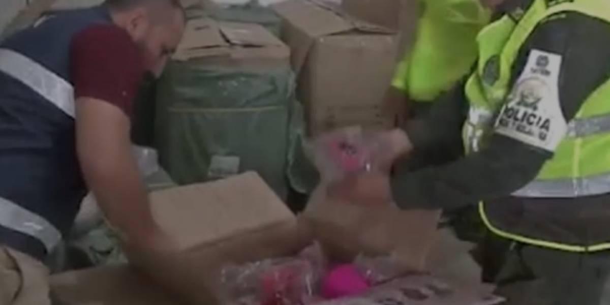 Los juguetes de superhéroes que encontraron con altas dosis de plomo