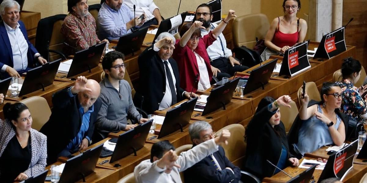 """Cámara de Diputados aprobó """"admitir"""" la acusación constitucional en contra del ex ministro Chadwick"""