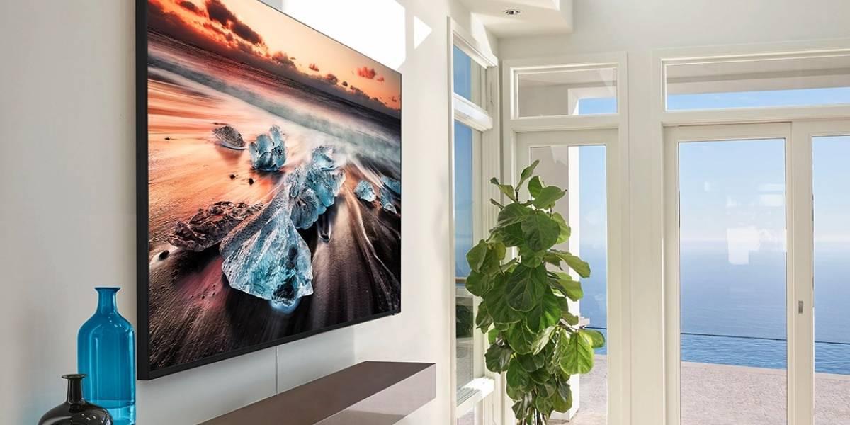 Samsung desarrolló tecnología QLED con auto emisividad