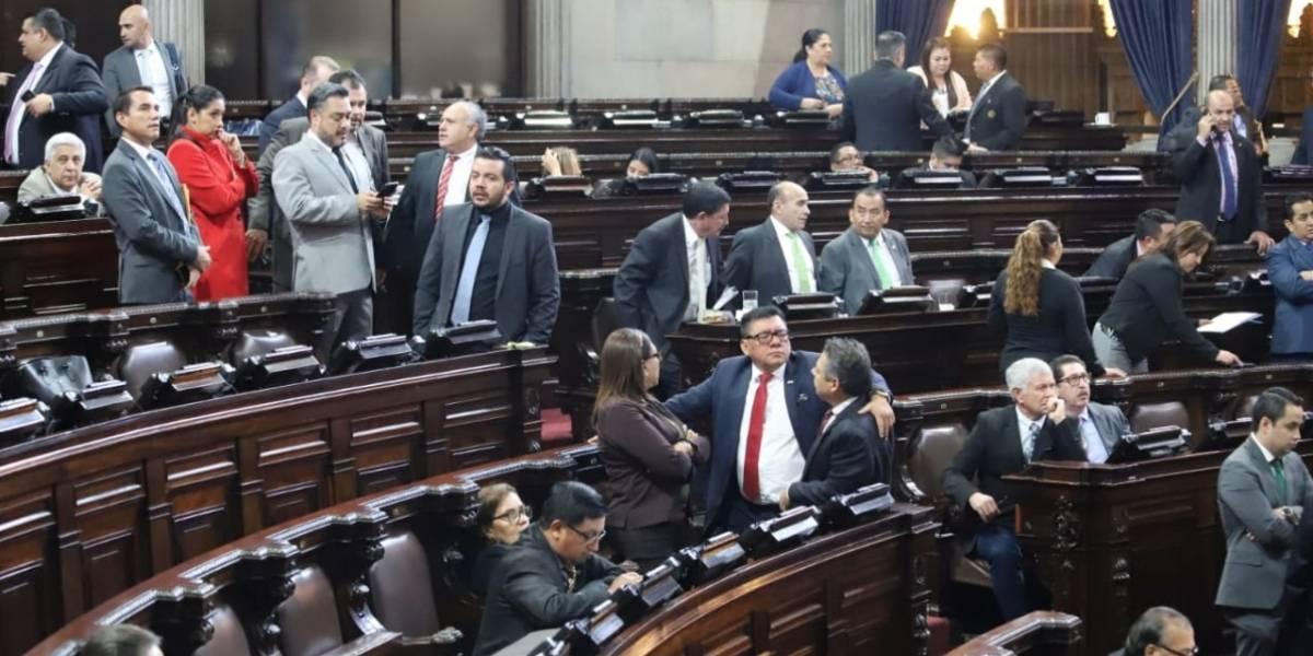 Por desacuerdos en directiva peligra la aprobación del presupuesto para el 2020