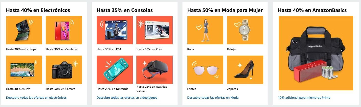 Amazon México Black Friday