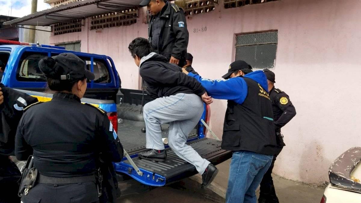 """Capturan al hermano de """"la Rancherita"""", también implicado en ataque a bus"""