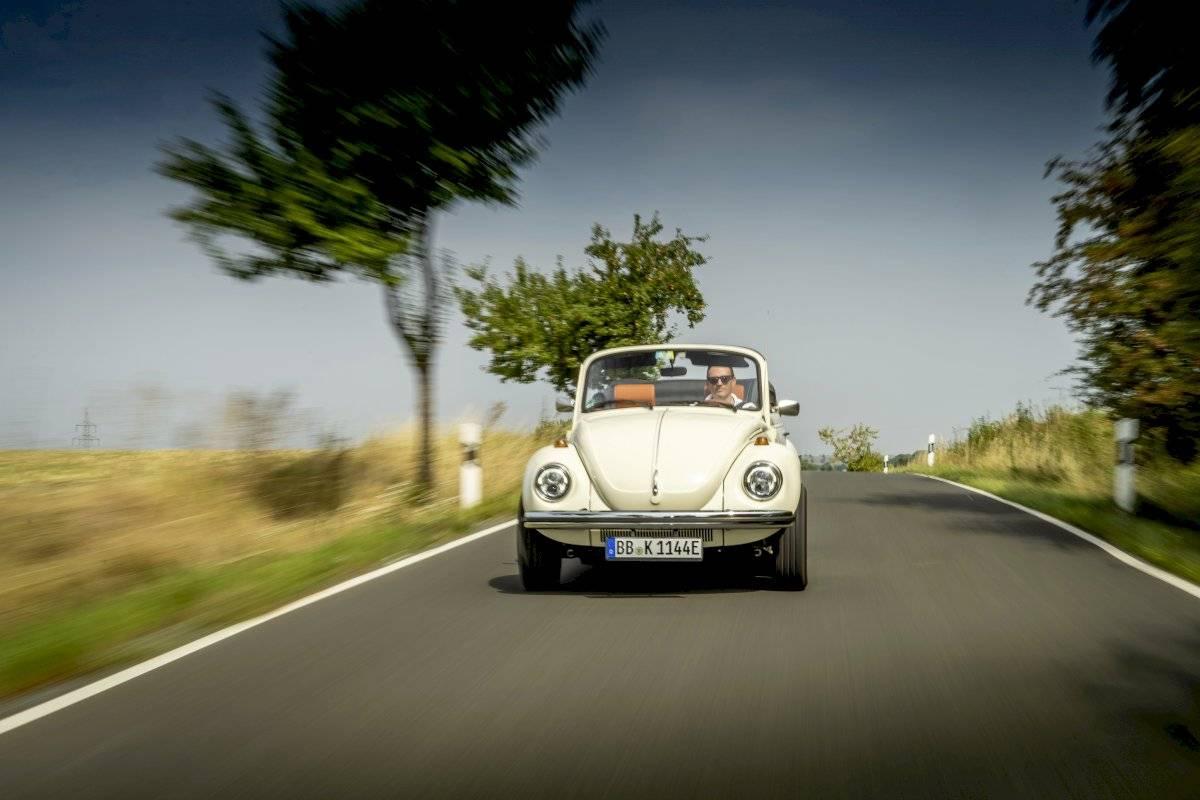 eBeetle Volkswagen Vochito