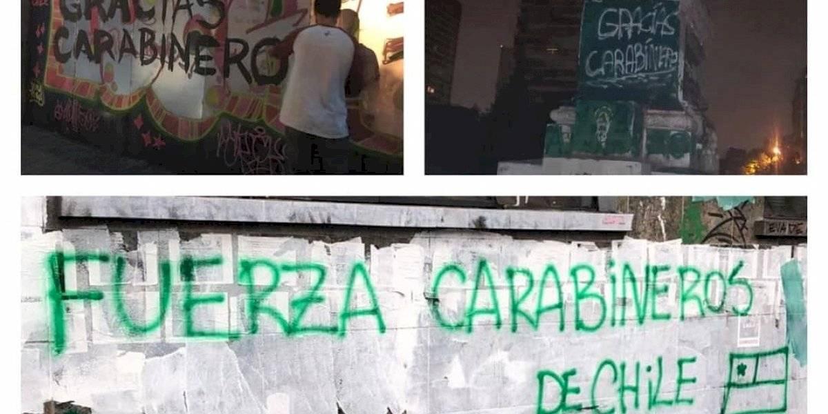 """Carabineros de Chile valoró #GraciasCarabineros : """"Fue trending topic mundial"""""""