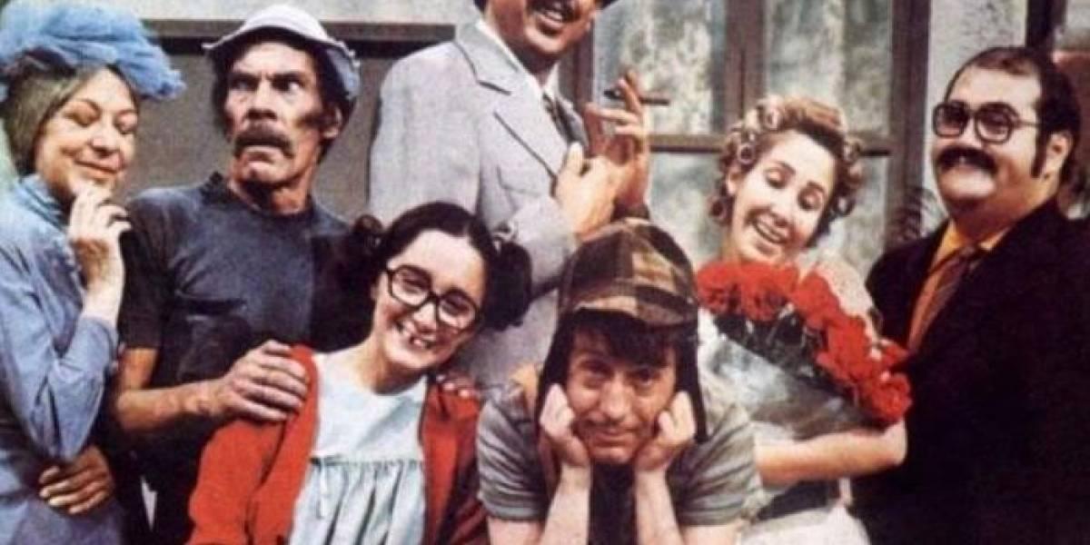 Cinco años de la muerte de Chespirito: Nieto de Don Ramón reveló foto inédita del elenco del Chavo del 8