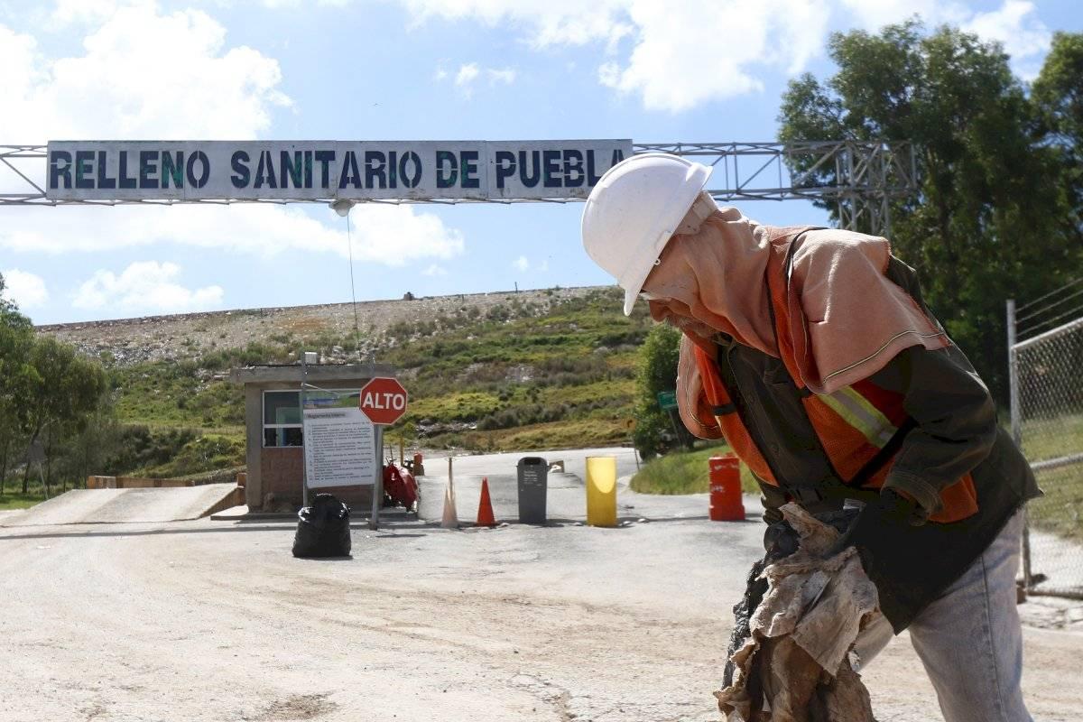 En la zona metropolitana del estado se recolectan más de 2 mil 977 toneladas de basura al día.