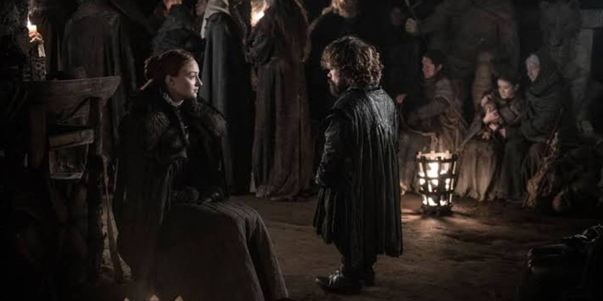 Game of Thrones: liberan escena borrada de The Long Night entre Sansa y Tyrion