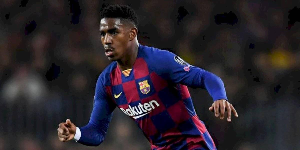 """Insólito: Jugador del Barcelona reconoció que le tenía """"miedo"""" a Arturo Vidal"""