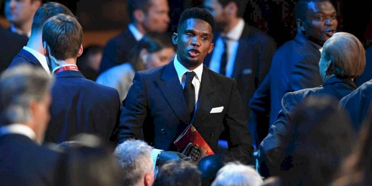 Samuel Eto'o se olvida del fútbol y comienza una nueva etapa universitaria en Harvard