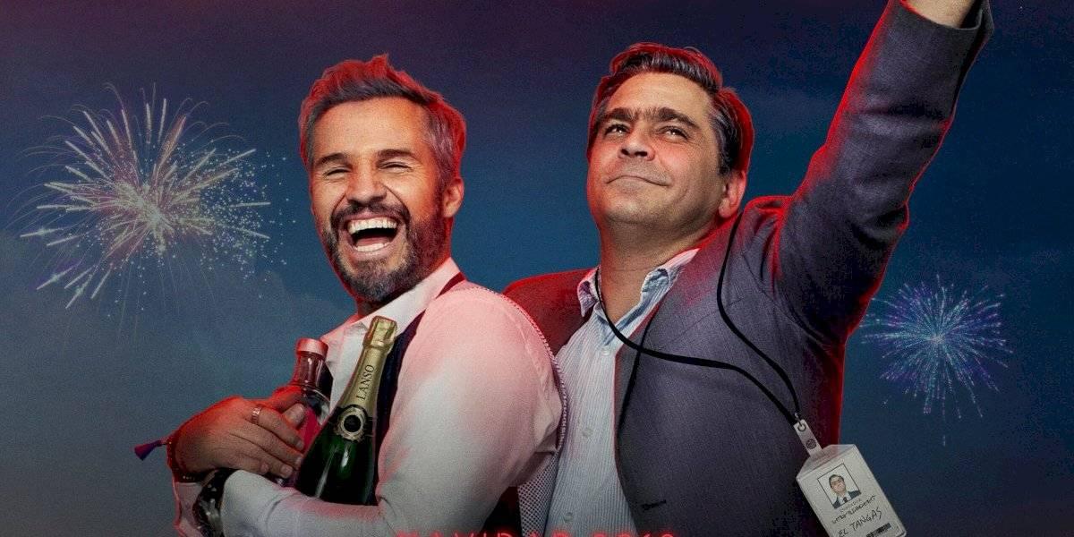 Juan Pablo Medina y Martín Altomaro listos para el Guadalupe-Reyes