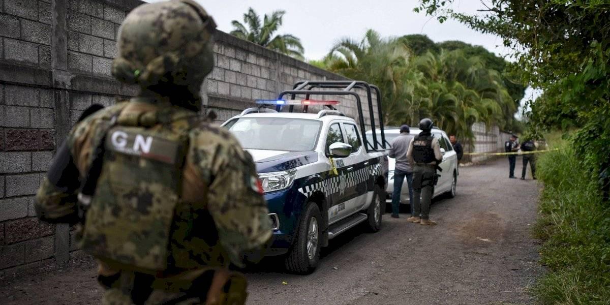 Matan a dos elementos de la Guardia Nacional en Chihuahua