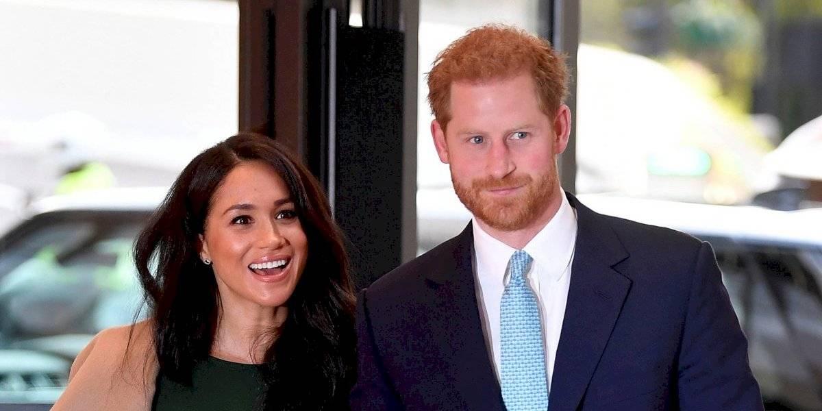 Harry y Meghan celebran su aniversario con una romántica foto nunca antes vista de su boda