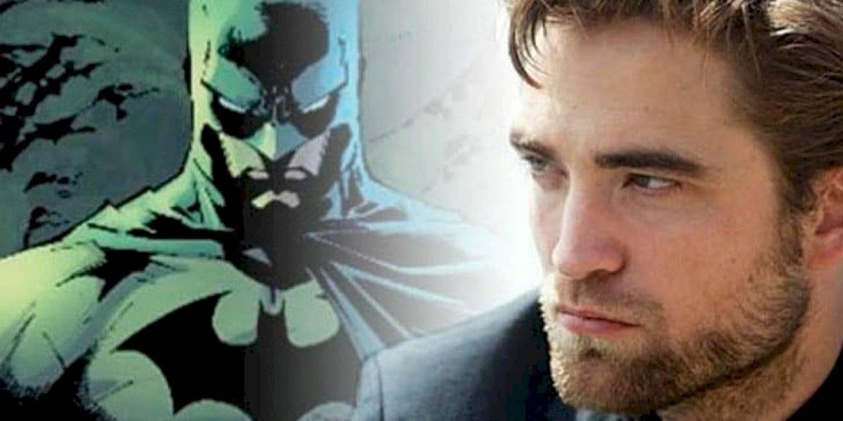 El nuevo batman: así se verá Robert Pattinson en el traje de este superhéroe
