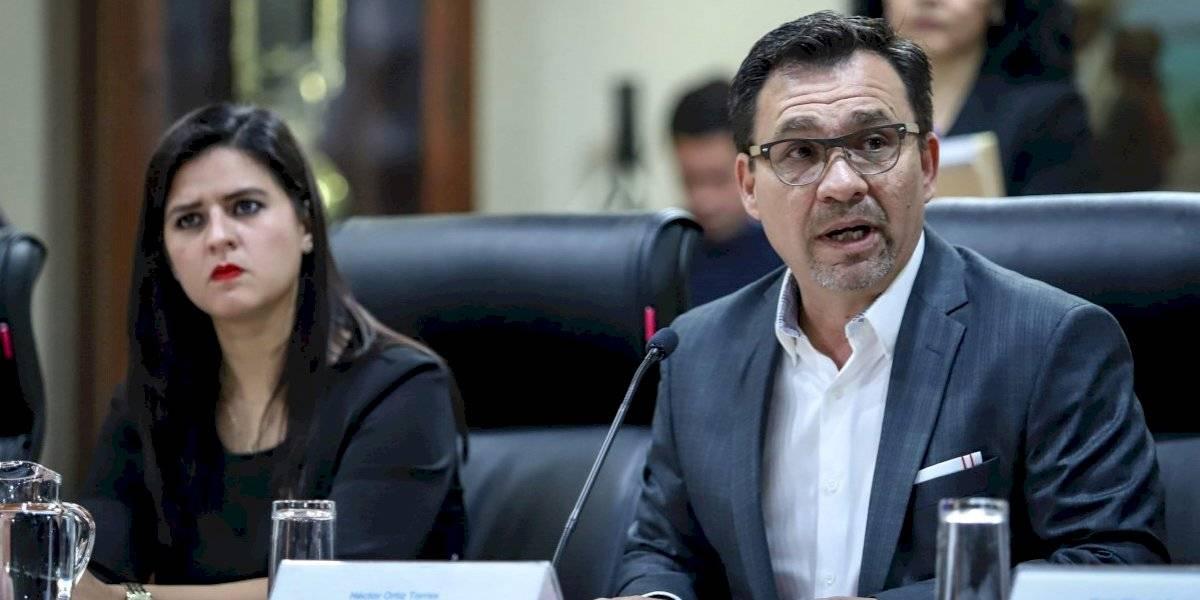 Héctor Ortiz rinde protesta como regidor en León