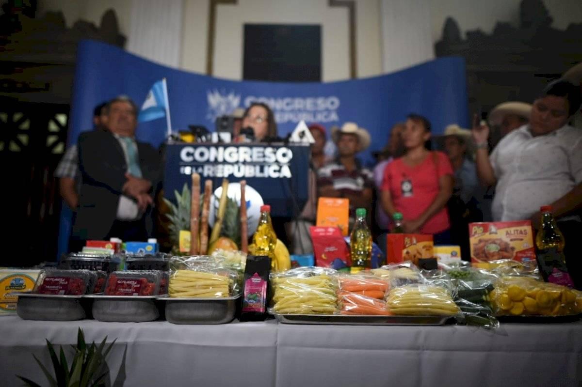 El Día nacional del agricultor Edwin Bercián