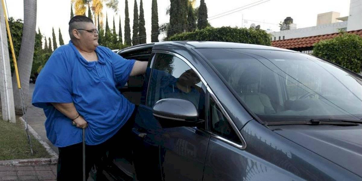 Juan Pedro, de ser el hombre más obeso del mundo a recuperar su independencia