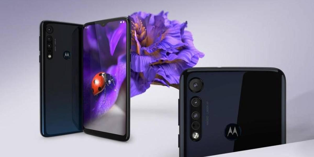 Motorola lanza en Chile el Moto G8 Plus, Moto G8 Play y Motorola One Macro