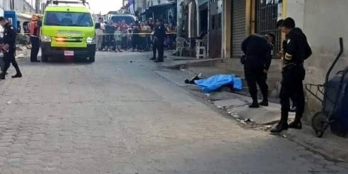 Tres mujeres asesinadas en 24 horas en Villa Nueva
