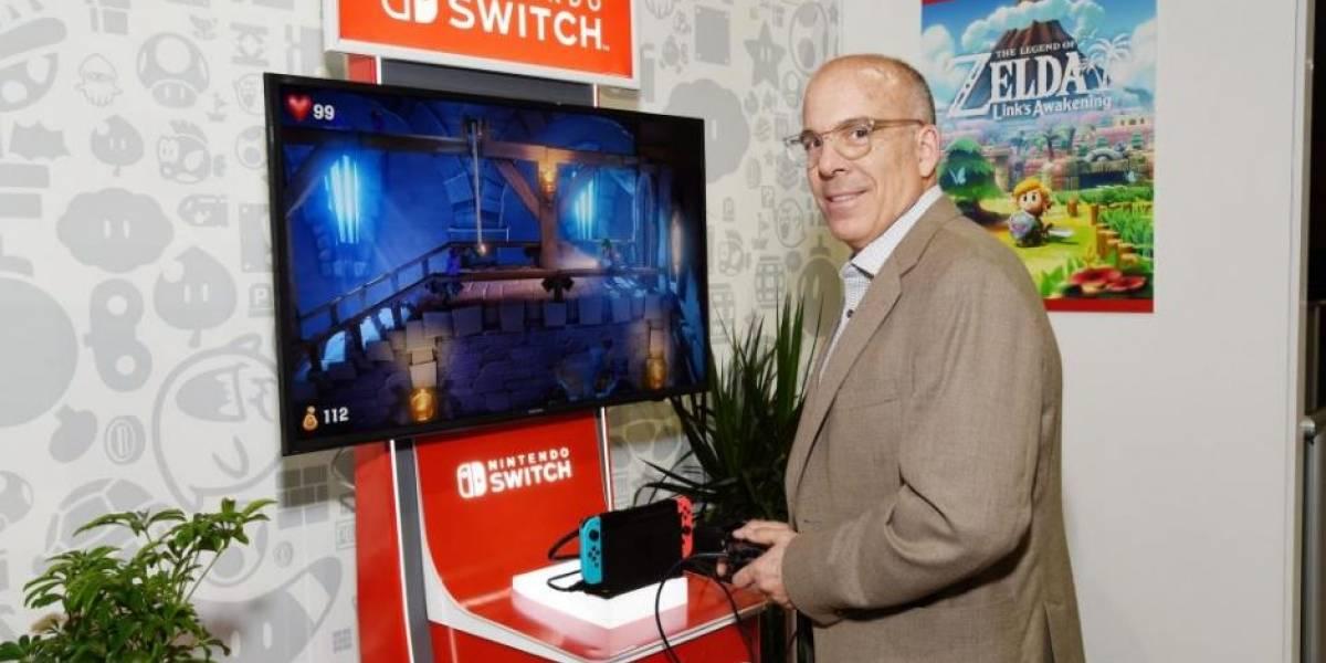 CEO de Nintendo América reveló cuál es su videojuego favorito