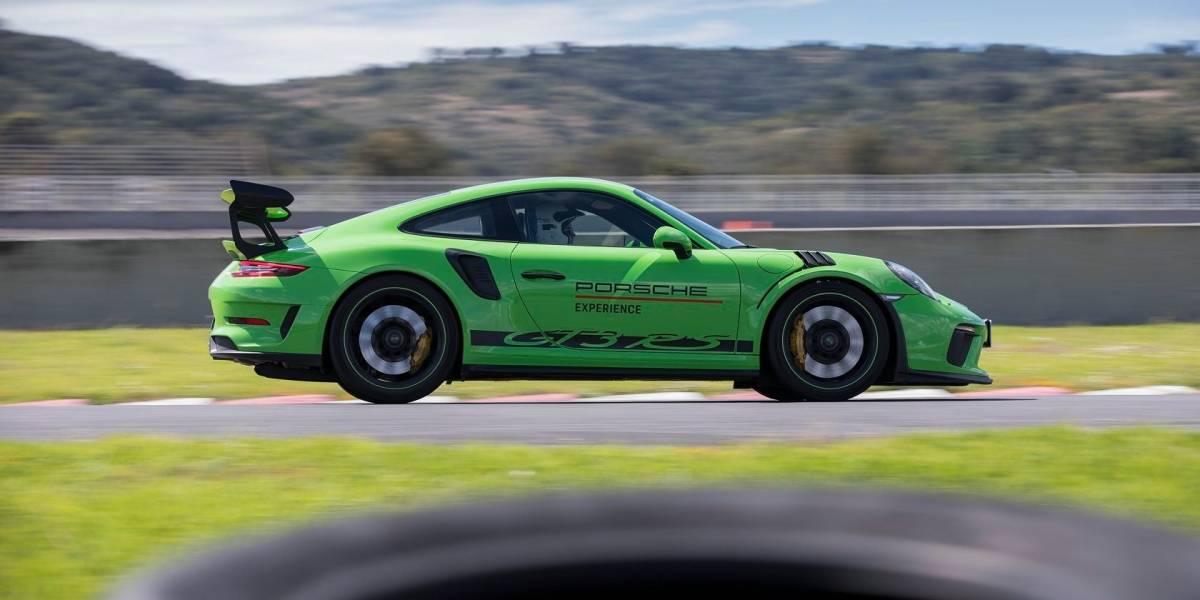 Esta es la mejor escuela del mundo: Porsche Track Experience 2019
