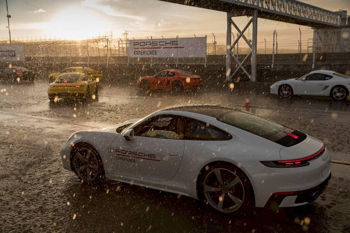 Porsche Track Experience 2019