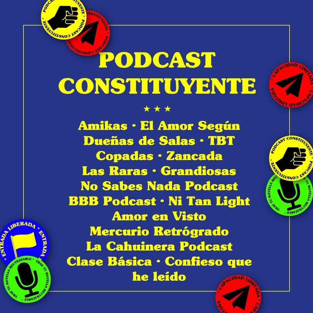 Podcast Constituyente