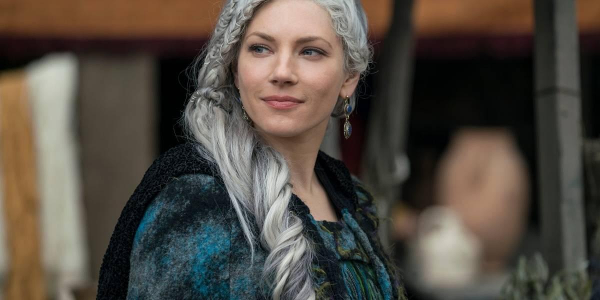Vikings: Atriz revela que produção 'se mancou' e anuncia mudanças para Lagertha na 6ª temporada