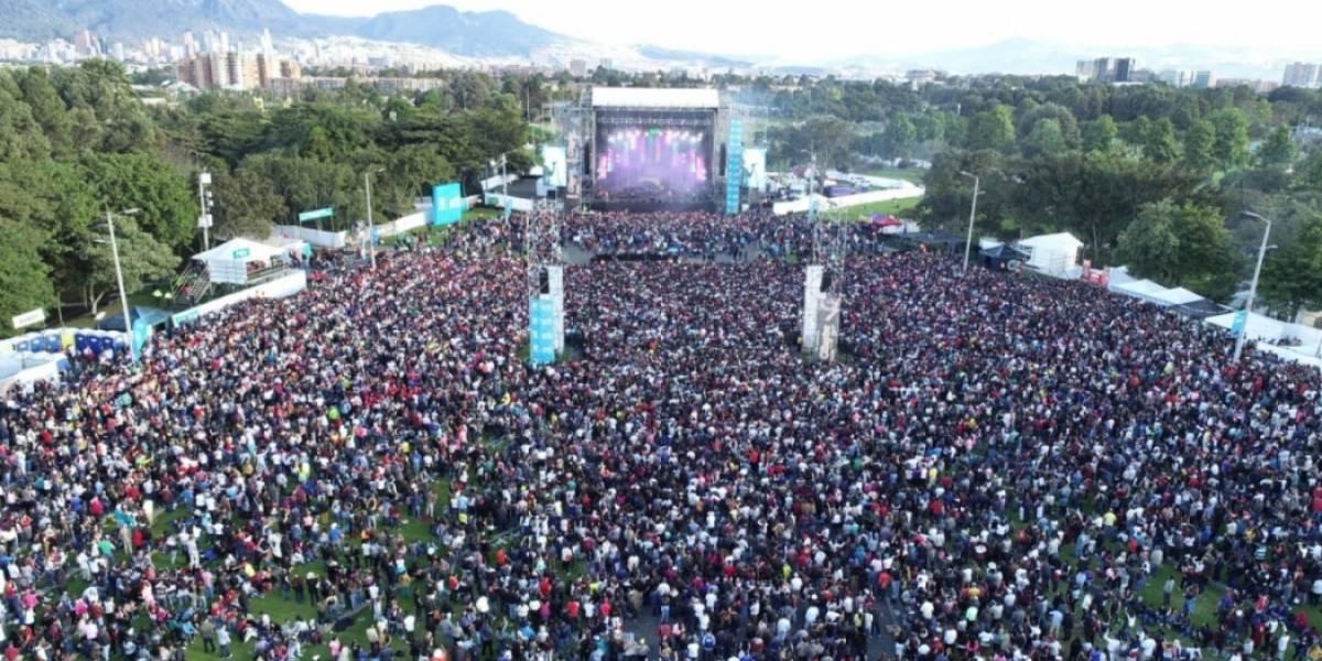 Peñalosa le dio permiso a artistas colombianos para realizar 'el concierto del paro'