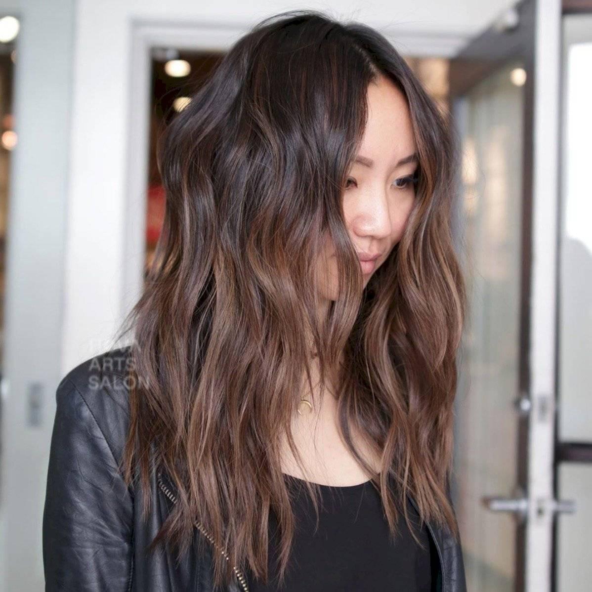 colores de cabello para morenas claras 2020