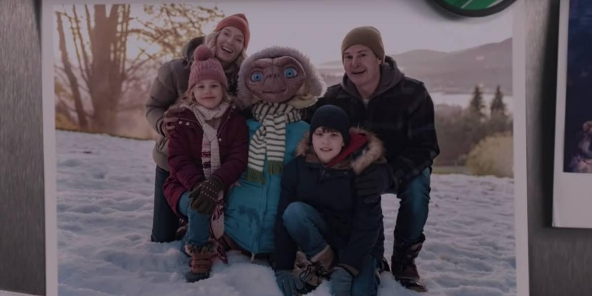 E.T. retorna à casa de Elliott 37 anos depois neste comercial fofíssimo