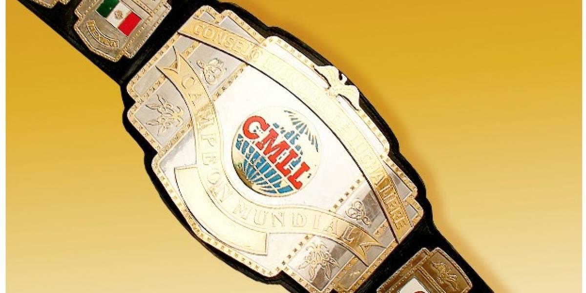 Listos los retadores que buscarán el campeonato mundial welter CMLL