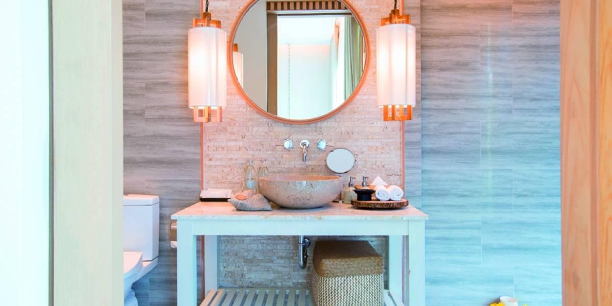 Pequeños cambios para conseguir un baño de lujo