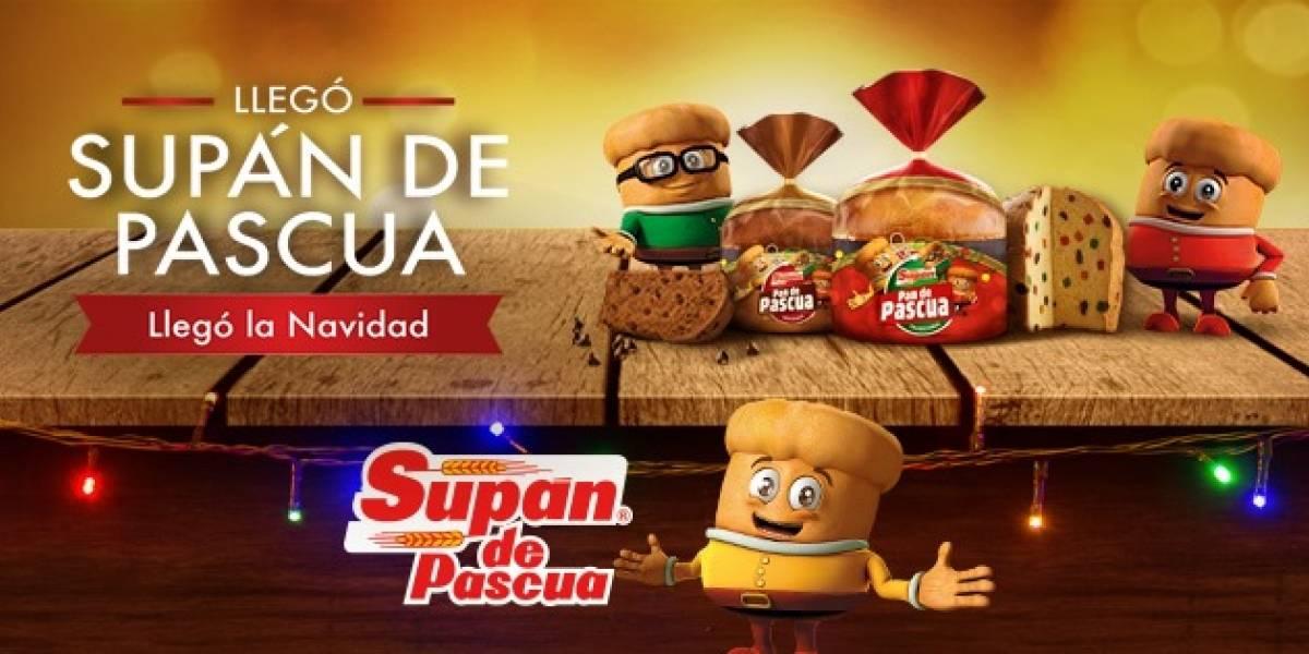 Supán de Pascua une a tu familia y amigos con el sabor de Navidad