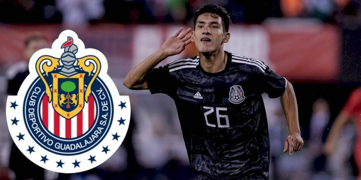 OFICIAL: Uriel Antuna, primer refuerzo de Chivas para el Clausura 2020